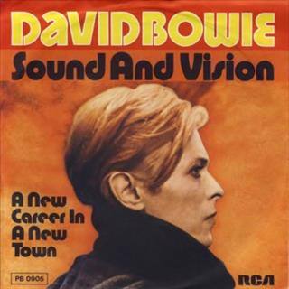 David Bowie Sound and vision (1977)