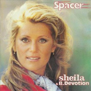 Sheila & The Black Devotion Spacer  (1979)